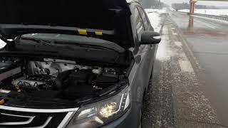 Geely Emgrand X7 2019 г.в. Работа мотора 1.8 МКПП. Пробег 100 км.