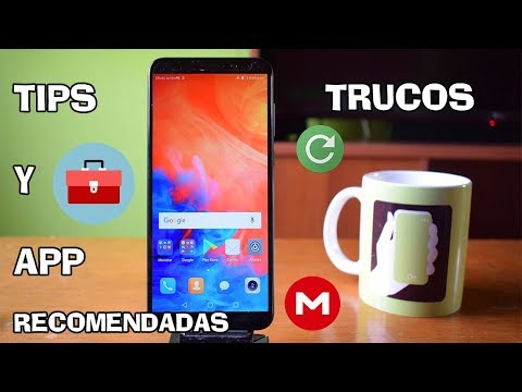 HUAWEI MATE 10 LITE Tips Trucos y APLICACIONES Android HD 📲📲