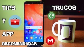 HUAWEI MATE 10 LITE Tips Trucos y APLICACIONES Android HD 📲📲