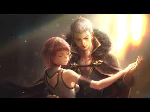 Ost. Shingeki no bahamut virgin Soul ending theme, Nina and Charioce dance theme
