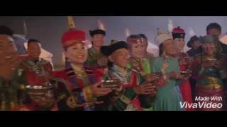 Jackie Chan singing with the Mongolians Rolling in the Deep by Adele (Skiptrace 2016)