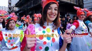 Carnevale di Palmi 2014 - IC De Zerbi Milone Palmi - by ToniCondello2