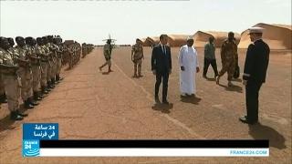 أي رسالة حملتها زيارة ماكرون للجنود الفرنسيين في مالي؟