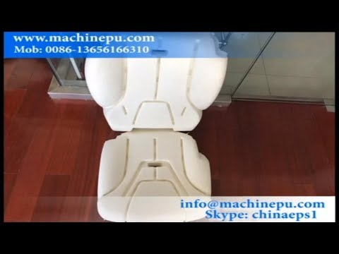 Customized Polyurethane PU Foam Car Seat Back Production Line And Mold