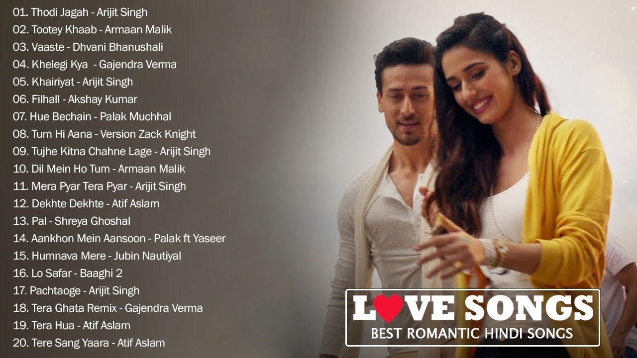 New Bollywood Romantic Songs 2020 | Latest Hindi Love Songs 2020 -- Arijit Singh & Neha Kakkar
