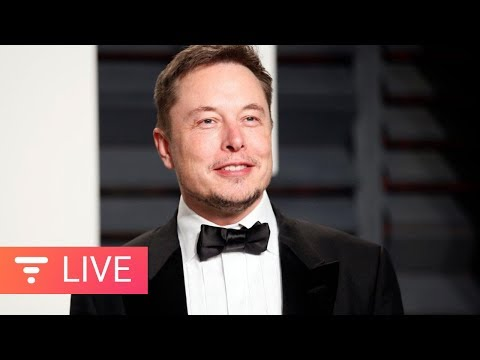 Elon Musk Saves Tesla with 11th Hour SEC Deal [live]