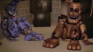 FNAF SFM: The Beginning of the Bad Days 2 The Destruction (Five Nights At Freddy's Animation)