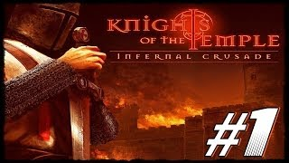 Knights Of The Temple: Infernal Crusade - Monasterio Belmont - Capitulo #1