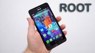 ROOT ASUS ZenFone 5 Passo a Passo || Tutorial Fácil e Rápido - Android 5.0 G-Tech