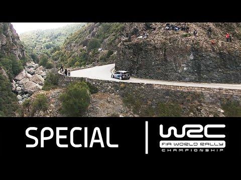 WRC - Tour de Corse - Rallye de France 2015: Heli & Action Clip
