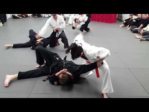 Green Belt Judo