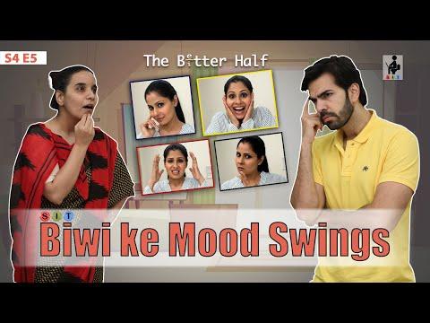 SIT | The Better Half | BIWI KE MOOD SWINGS | S4E5 | Chhavi Mittal |Karan V Grover