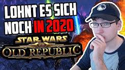 Ist Star Wars: The Old Republic eigentlich ein MMORPG? Lohnt sich SWTOR in 2020?