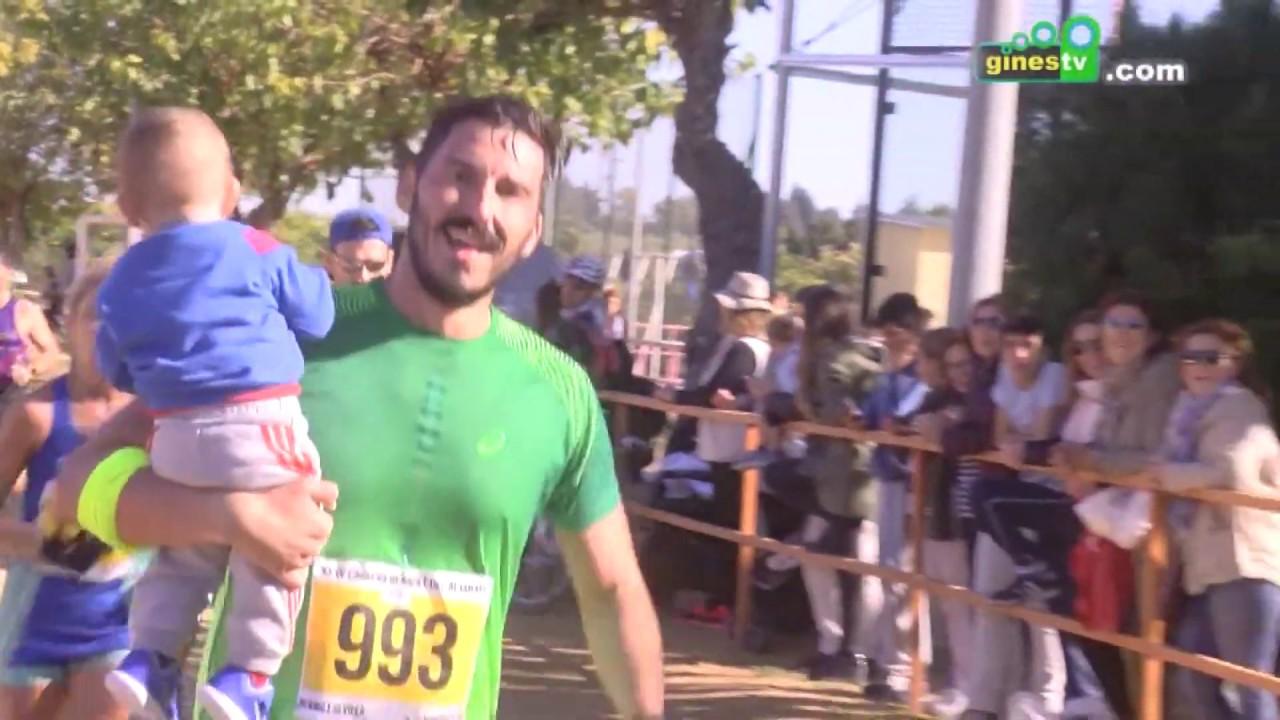 La Carrera del Aljarafe llega el domingo incorporando por primera vez la modalidad de Media Maratón