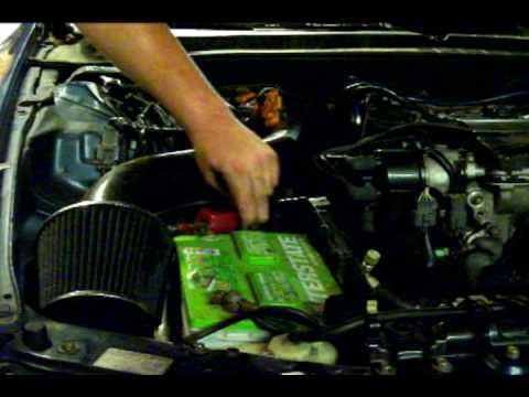 How To Remove Transmission Honda Prelude 92 01
