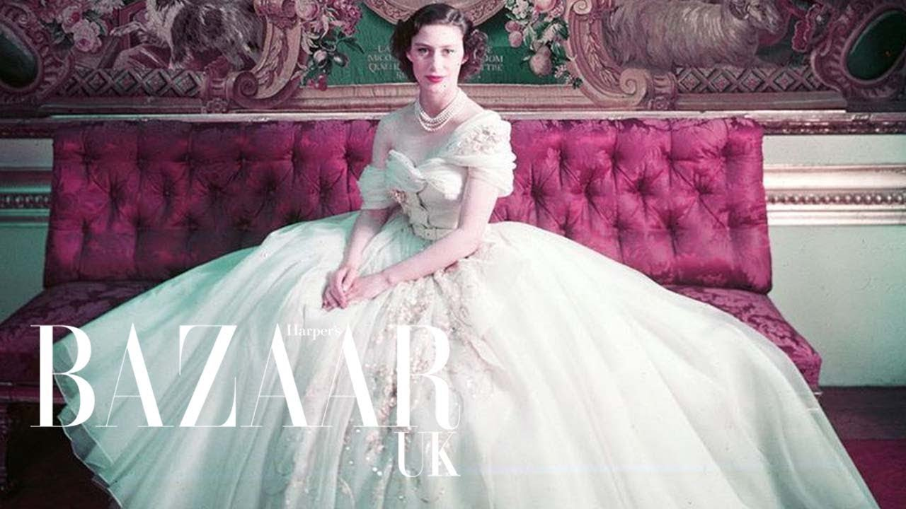 Princess Margaret S Fashion Through The Decades Youtube