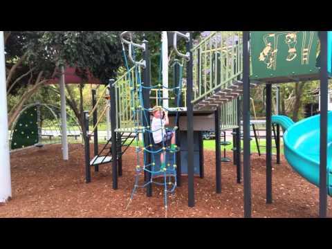 Ninja Warrior A new playground 31-10-15