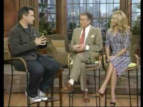 Anthony LaPaglia  Live With Regis and Kelly