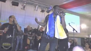 Rincon Boyz ft Rudsel Coffie Dia di bonaire mi ta kontentu -dia di bonaire 2016 Rijswijk