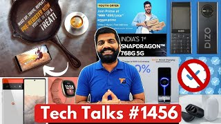 Tech Talks#1456-BGMIファイルサイズと要件、Twitter検証済み、DIZO Jio 5G、iQoo Z3、Pixel 6Pro