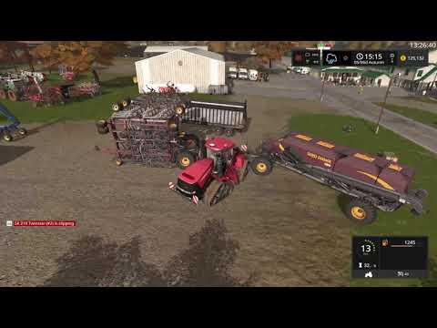 Farming Simulator 17 Timelapse #95   South Mountain Creamery. thumbnail