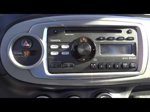 2012 Toyota Yaris San Bernardino, Fontana, Riverside, Palm Springs, Inland Empire, CA P758