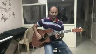 Ek ajnabi hasina se yu mulaqat ho gayi.. Guitar instrumental