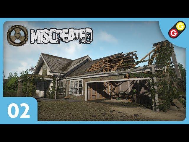 Miscreated #02 On s'installe à la ferme ! [FR]