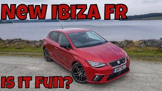 New SEAT Ibiza FR First Drive