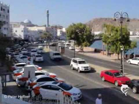 Sightseeing Trip: From Muscat in Oman to the Barr Al Jissah Resort