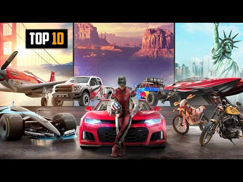 Top 10 Racing Games For Android 2019 | High Graphics Racing Games Android Offline