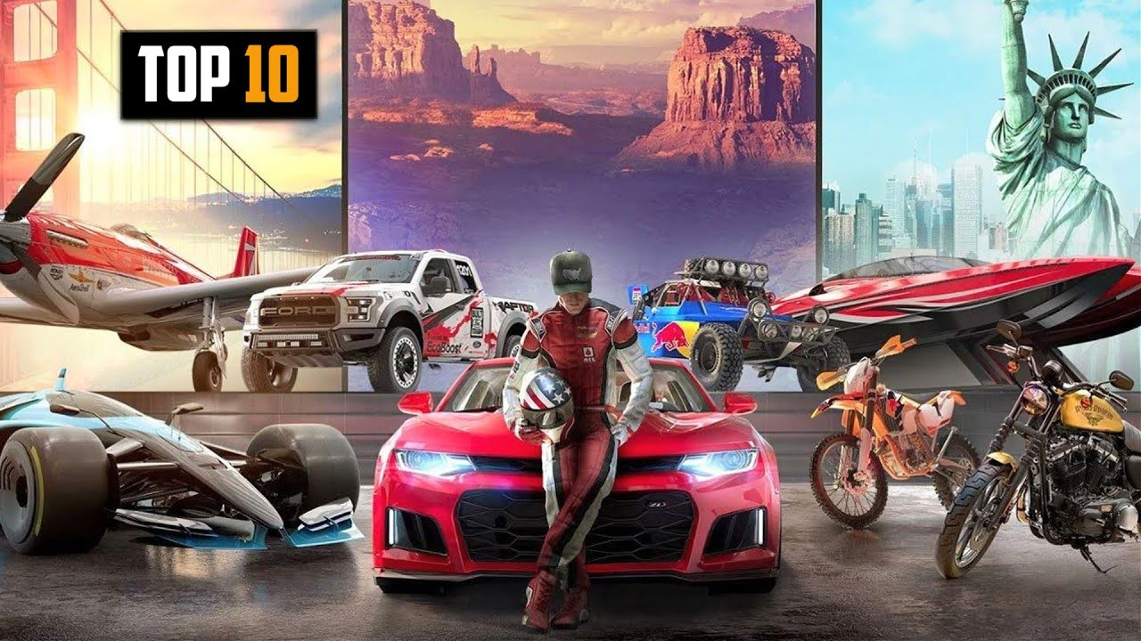 Top 10 Racing Games For Android 2019 High Graphics Racing Games