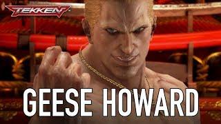 Tekken 7 - Geese Howard [DLC2]