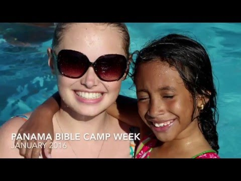 Panama Bible Camp Week 2016