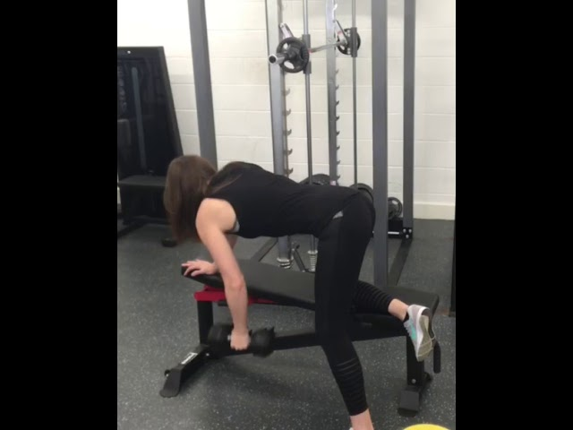 Sian Coughlan Fitness Training - Work Out Video