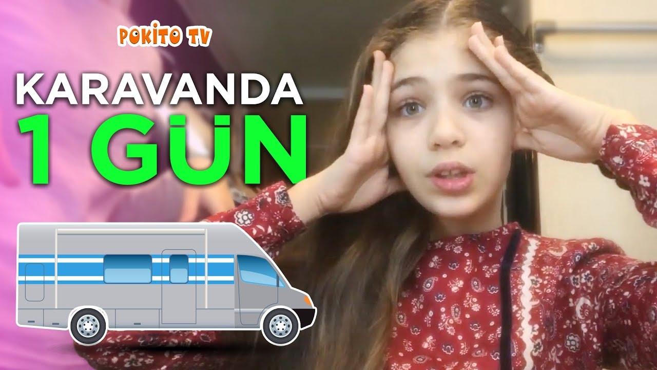 Pokito TV | Karavanda 1 Gün