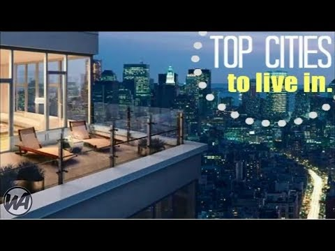 The worlds best cities to live in 2016 | Top 10 cities to live in