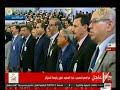 لحظة عزف النشيد الوطني الجزائري وتنصيب عبد المجيد تبون رئيسًا للجمهورية الجزائرية