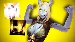 BFA New Ret Paladin Is STRONG! - Ret Paladin PvP WoW: Battle For Azeroth (BETA)
