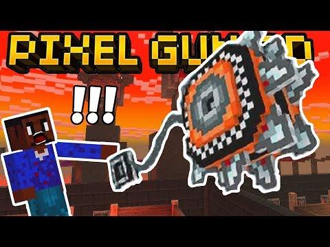 OMG! COMBAT YO YO IS OP!!   Pixel Gun 3D