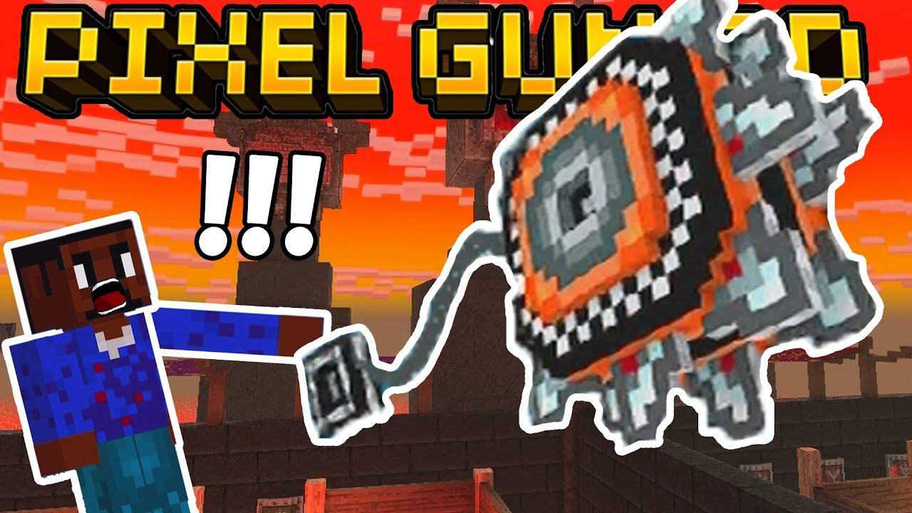 Omg Combat Yo Yo Is Op Pixel Gun 3d Youtube