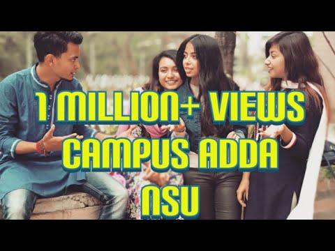 #বসন্ত এসে গেছে #NSU Campus #Nsuss #হালা ভ্রমরা #ঘাটে লাগাইয়া ডিঙা