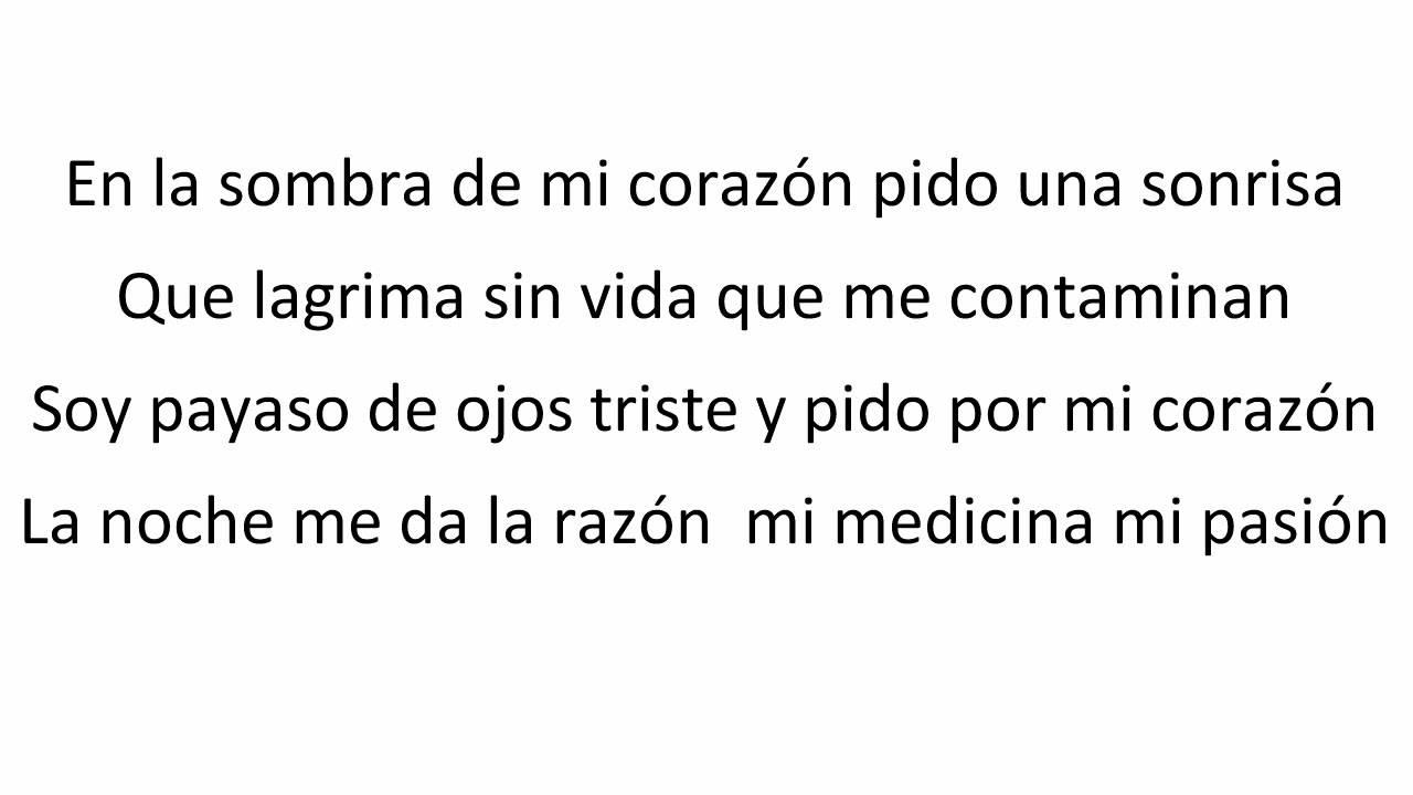 Mensagens De Tristeza P 2: Akwid-Payaso De Ojos Triste(con Letra)