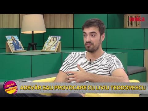 Adevăr sau provocare cu Liviu Teodorescu , LIVE, by UNICA.RO