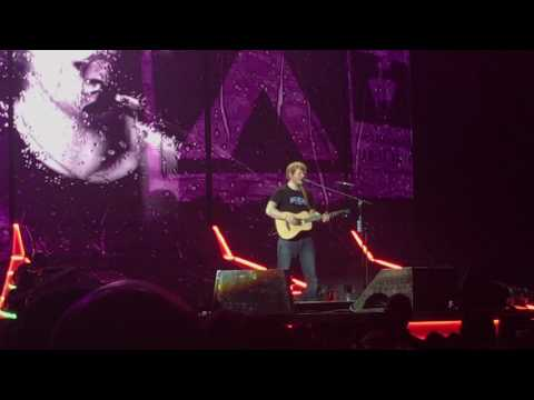 Ed Sheeran - Galway Girl @ Tacoma Dome 2017