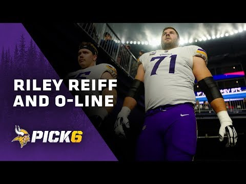 Pick 6 Mailbag: Riley Reiff's Role In 2019 + Upgrading The O-Line, Possible Free Agent WR Addition