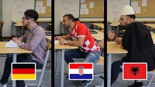 3 Arten von Bewerbungsgesprächen 😂 (Deutscher, Albaner, Kroate...) Mit Luan Comedy! 😂