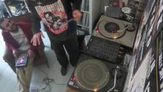 BeatPete & Wun Two - Vinyl Session - Part # 40 - Beatmaker Special - Presented by HHV.DE