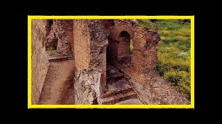 Breaking News | Aurelian Walls tower partially collapses - English