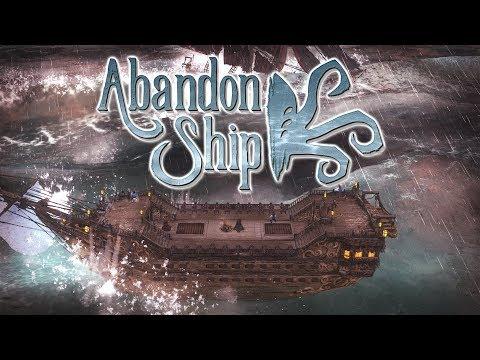 Abandon Ship Gameplay Impressions - Alpha Naval Sim Meets HP Lovecraft!